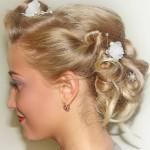 Brautfrisuren Dresden – Frisur und Hochzeitsservice - schöne Haar-Accessoirs