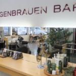 Augenbrauen Bar im Salon an der Frauenkirche Dresden