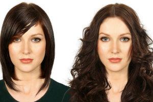 Frisurenberatung Dresden, Styling-, Makeup-, Typ-Beratung / Frisurenberatung-Stylingberatung-PC-Beratung-2Frisuren-300