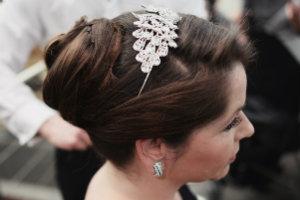 Hochsteckfrisuren: Hairstyling Opernball