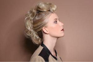 Hochsteckfrisuren Dresden Friseur Empfehlung Hairstyling Extravagant