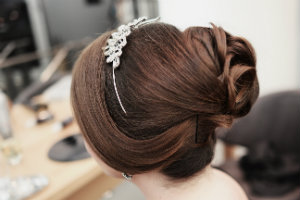 Hochsteckfrisuren: Hairstyling-Semperopernball