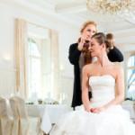 Hochzeitsservice von Coiffeur Lauda
